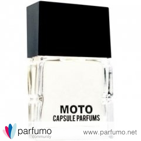 Moto by Capsule Parfums