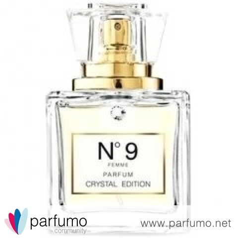 Crystal Edition - N° 9 by Jacques Battini