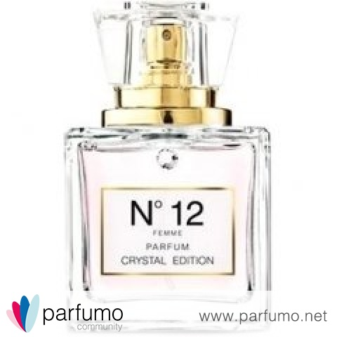 Crystal Edition - N° 12 by Jacques Battini