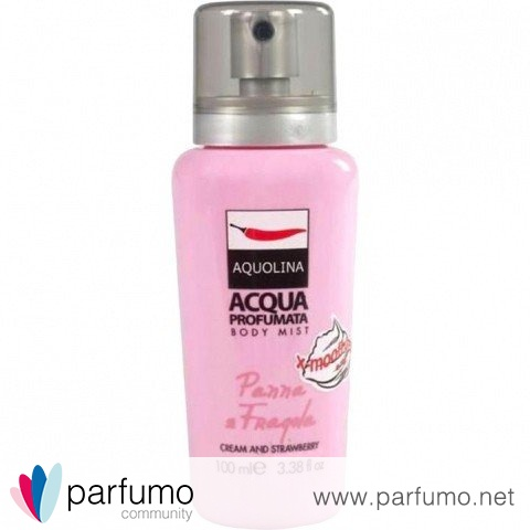 X-Moothies Scented Body Water Panna e Fragola / Cream and Strawberry by Aquolina