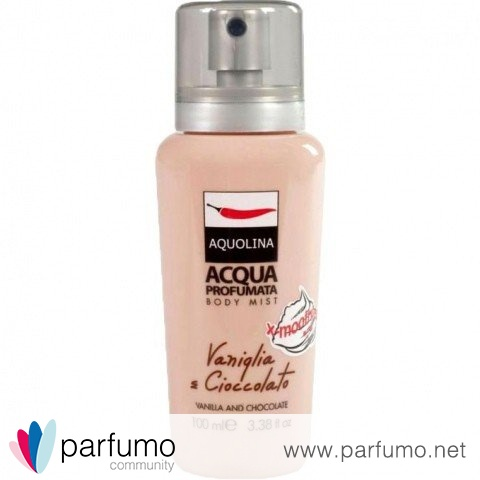 X-Moothies Scented Body Water Vanilia e Cioccolato / Vanilla and Chocolate by Aquolina
