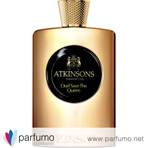 Oud Save The Queen von Atkinsons