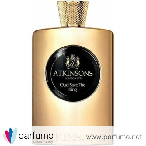 Oud Save The King (Eau de Parfum) von Atkinsons