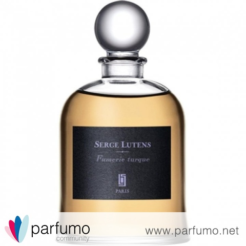 Fumerie turque by Serge Lutens
