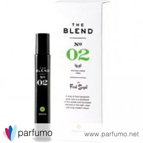 The Blend - N° 02 Green by Fred Segal