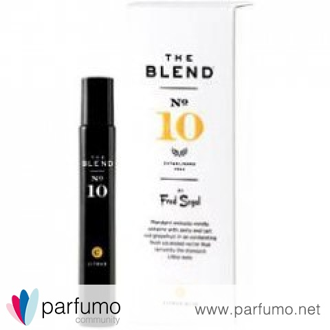 The Blend - N° 10 Citrus by Fred Segal