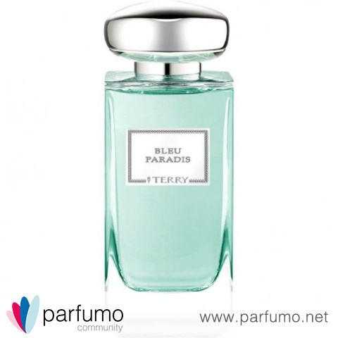 Bleu Paradis by By Terry