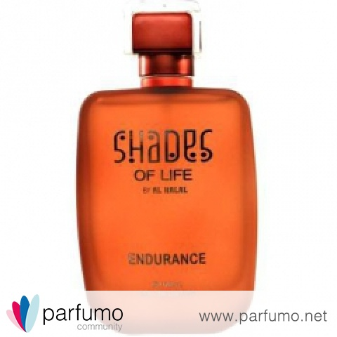 Shades of Life - Endurance by Al Halal