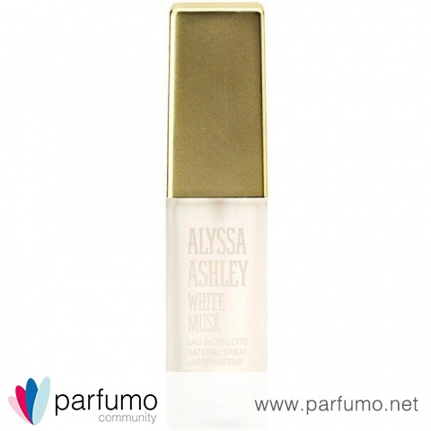 White Musk (Eau de Parfum) by Alyssa Ashley