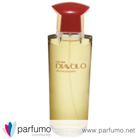 Diavolo for Men (Eau de Toilette) by Antonio Banderas