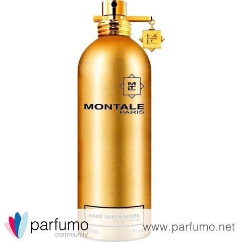 Aoud Queen Roses by Montale