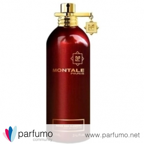 Aoud Red Flowers by Montale