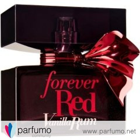 Forever Red Vanilla Rum von Bath & Body Works