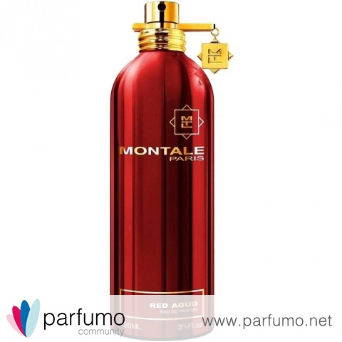 Red Aoud by Montale