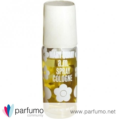 A.M. (Cologne) by Mary Quant