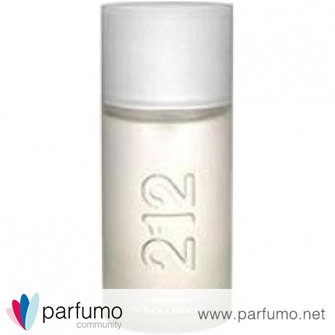 212 Men White by Carolina Herrera