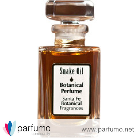 Snake Oil (2013) by Santa Fe Botanical Fragrances