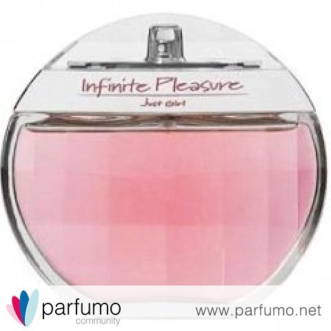Infinite Pleasure Just Girl by Estelle Vendôme
