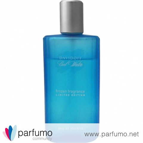 Cool Water Frozen Fragrance by Davidoff