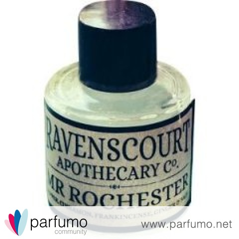 Mr Rochester by Ravenscourt Apothecary