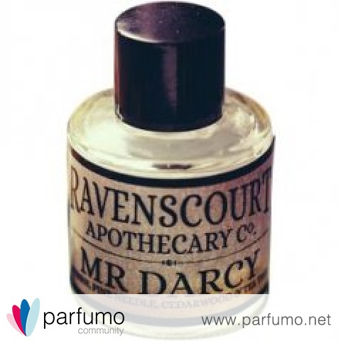 Mr Darcy by Ravenscourt Apothecary