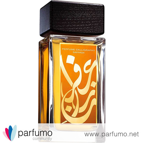 Perfume Calligraphy Saffron by Aramis