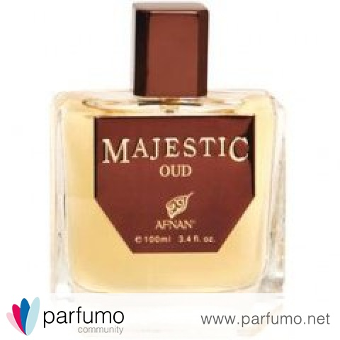 Majestic Oud by Afnan Perfumes