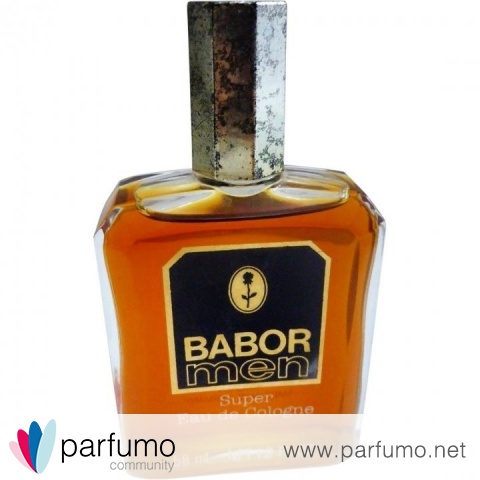Babor Men (1981) (Super Eau de Cologne) von Babor