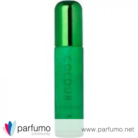 Colour Me Green by Milton-Lloyd / Jean Yves Cosmetics