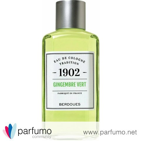 1902 - Gingembre Vert by Berdoues