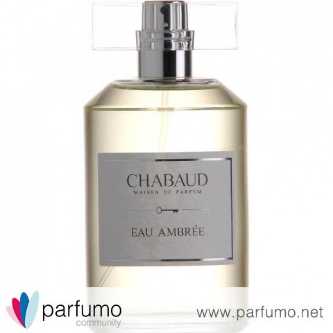 Eau Ambrée by Chabaud