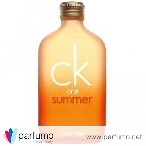 CK One Summer 2005 by Calvin Klein