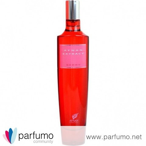 Afnan Extract - Berry by Afnan Perfumes
