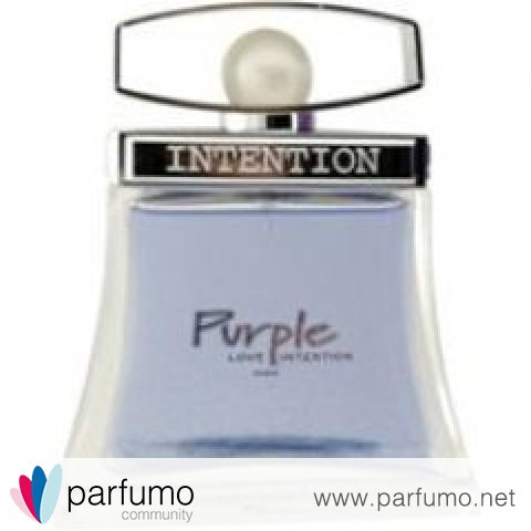 Love Intention Purple by Estelle Vendôme