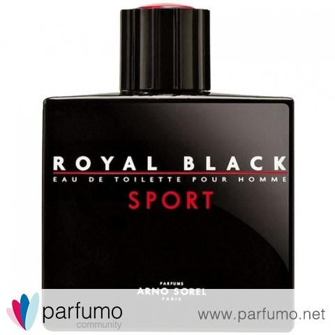 Royal Black Sport by Arno Sorel