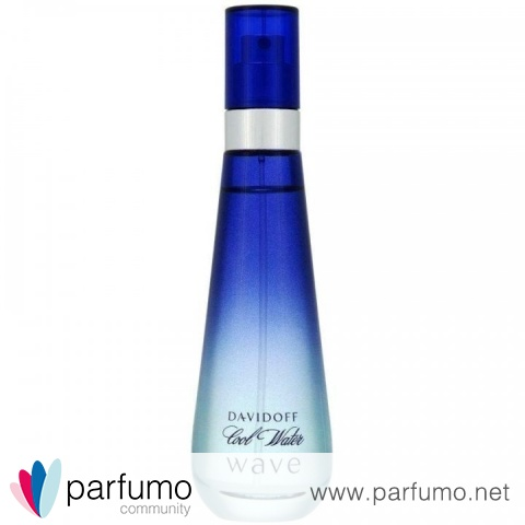 Cool Water Wave for Women (2007) von Davidoff