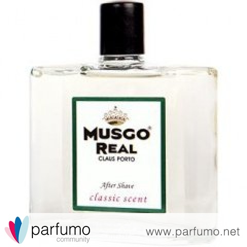 Musgo Real - Classic Scent (After Shave)