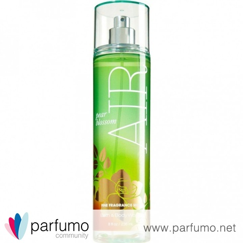 Bath & Body Works - Pear Blossom Air | Reviews and Rating