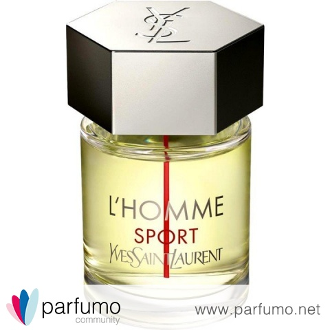 L'Homme Sport by Yves Saint Laurent