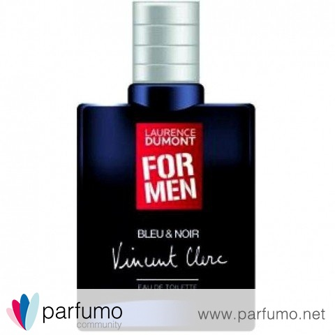 For Men - Bleu & Noir by Laurence Dumont