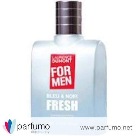 For Men - Bleu & Noir Fresh by Laurence Dumont