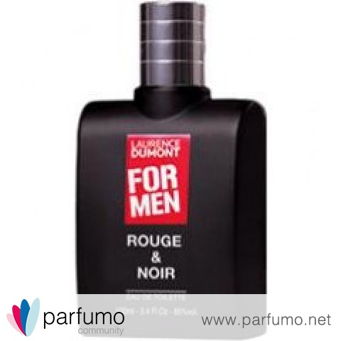 For Men - Rouge & Noir by Laurence Dumont