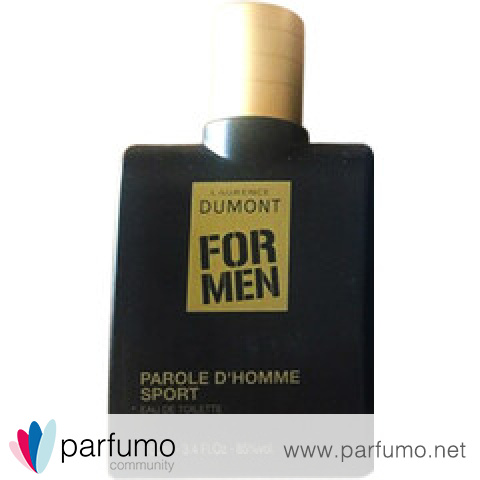 For Men - Parole d'Homme Sport by Laurence Dumont