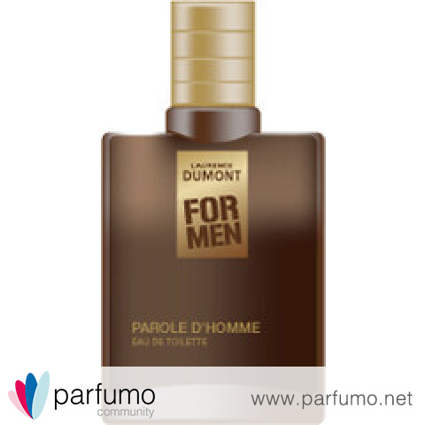 For Men - Parole d'Homme by Laurence Dumont