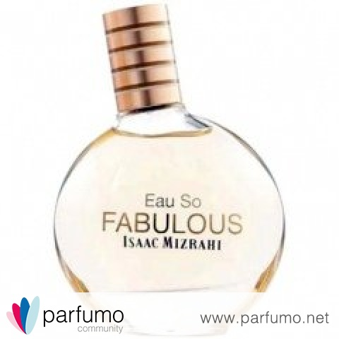 Eau So Fabulous by Isaac Mizrahi