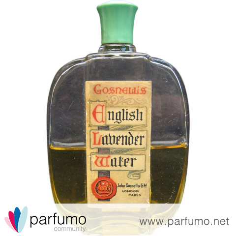 English Lavender Water by John Gosnell & Co
