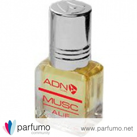 Musc Alif by ADN Paris