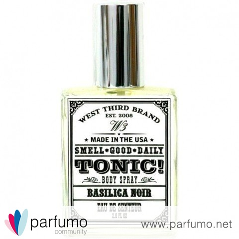 Smell Good Daily - Basilica Noir by West Third Brand