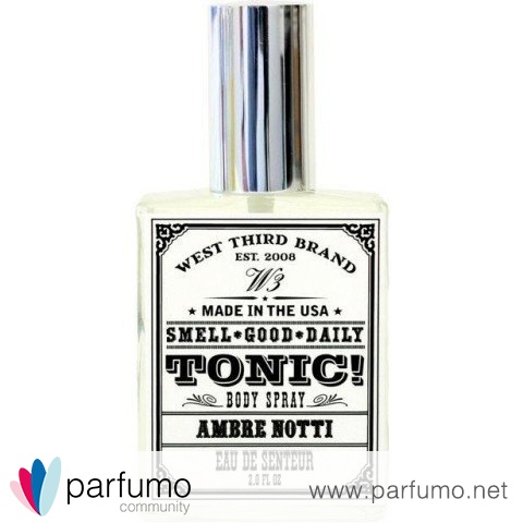 Smell Good Daily - Amber Wood / Ambre Notti by West Third Brand