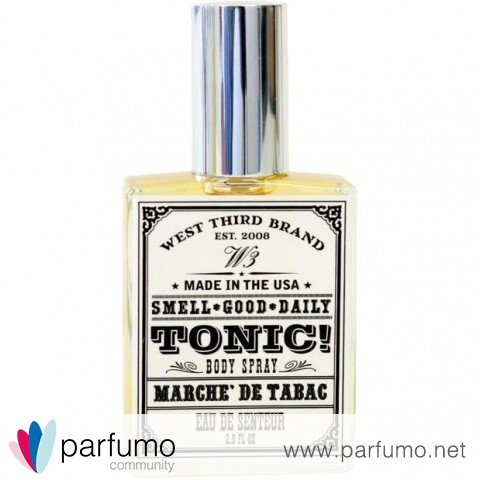 Smell Good Daily - Marché de Tabac by West Third Brand